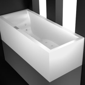 European Bathtubs from Calyx – new Longplay and Sophie Sofa
