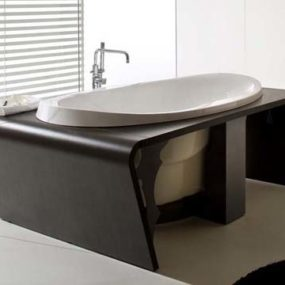 Soft Bathtub by Calyx – new flexible 'Sophie' adjusts to your body