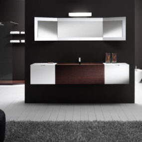 Modern Bathroom by Carmenta – new wood bathroom collections