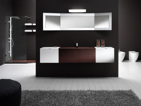 carmenta bathroom Modern Bathroom by Carmenta   new wood bathroom collections