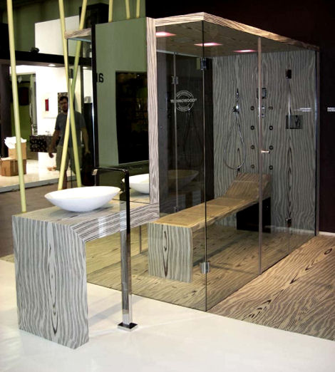 carmenta bathrooms Modern Bathroom by Carmenta   new wood bathroom collections