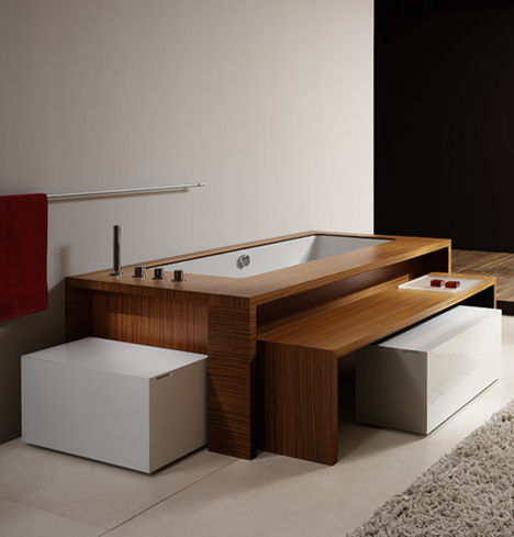 carmenta oasis teak bathtub Carmenta Oasis Teak Bathtub
