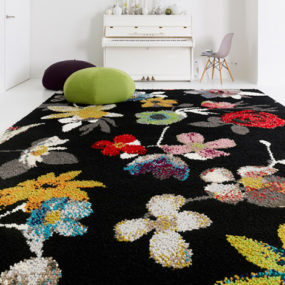 Flower Pattern Carpets by Casalis Belguim