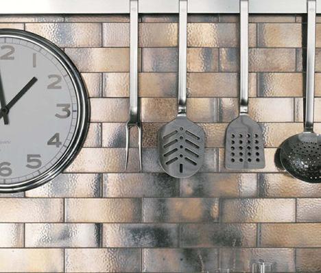 casamood maiolica argento tile