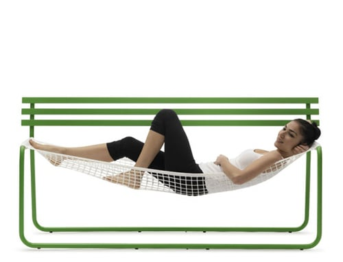 casual bench campeggi siesta 2 Casual Bench by Campeggi – Siesta