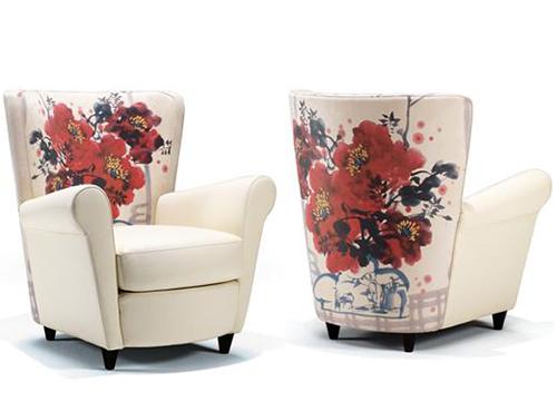 caterina chair idp italia 1 Artistic Upholstery Chair   Caterina by IDP Italia
