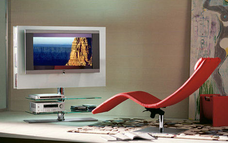 cattelan italia contemporary tv stand palco Contemporary TV Stand by Cattelan Italia   Palco TV stand in Wenge wood