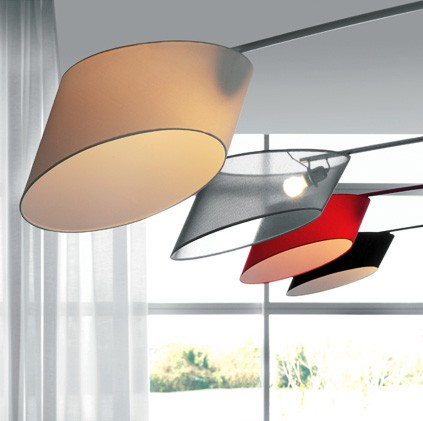 cattelan italia floor lamp flag 2 Modern Floor Lamp from Cattelan Italia   Flag by designer Emanuele Zenere