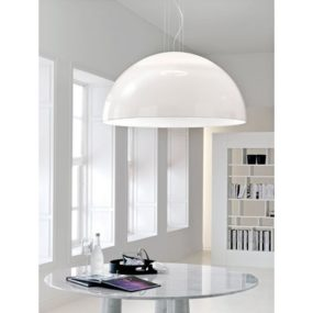 Modern Swinging Lamp Cupolone from Cattelan Italia