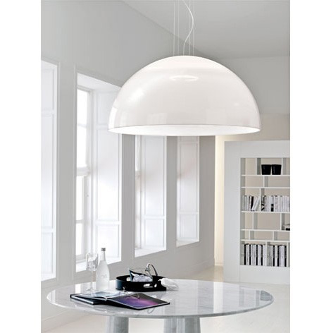 cattelan italia swinging lamp cupolone Modern Swinging Lamp Cupolone from Cattelan Italia