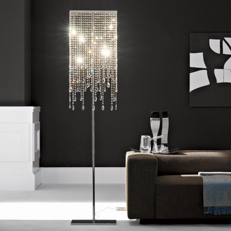 cattelan italia venezia floor lamp Contemporary Lamp by Cattelan Italia   Venezia Lamps