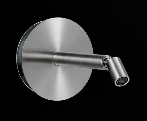 ceadesign faucet circle 1 Modern Bathroom Faucet from Ceadesign   an industrial appeal