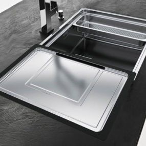 Centinox Kitchen Sink by Franke – new for 2011