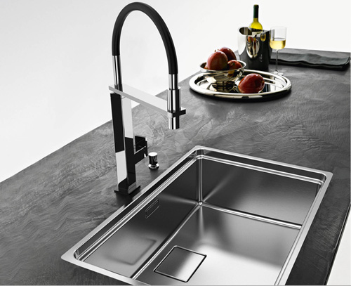 centinox kitchen sink franke new 2011 2 Centinox Kitchen Sink by Franke   new for 2011