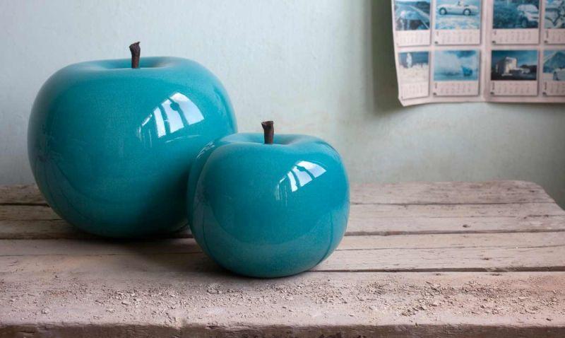 Ceramic Apple Sculptures And Tasty Tidbits Bull Amp Stein