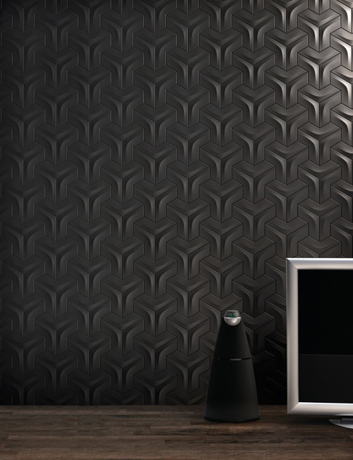 Geometric Pattern Tiles By Kutahya Wall Puzzle