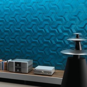 Geometric Pattern Tiles by Kutahya – wall puzzle