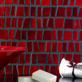 Decorative tile by Garogres - the Candy tile series