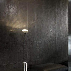 "Decorative Tile from Ceramica D'Imola – the Finn Decorative Tiles: ""Reflections on the skin"""
