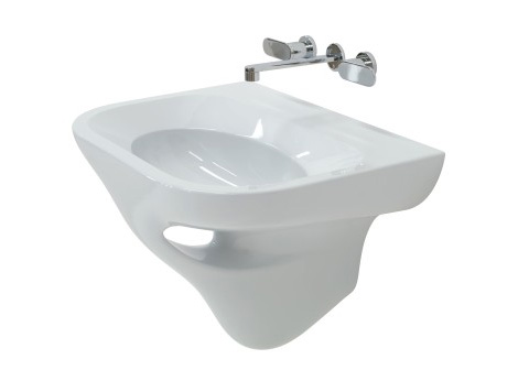 ceramica flaminia void washbasin Ceramica Flaminia new Void Washbasin and Bidet designed by Fabio Novembre