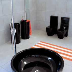 Bathroom design by Ceramica Flaminia – new Fontana & Fonte bathroom designs