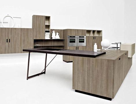 cesar kitchen kora 1 Earthy Kitchens by Cesar