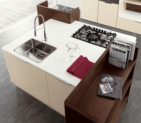 cesar kitchen trends meg 5 Kitchen Design Trends from Cesar   open shelves everywhere