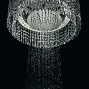 Chandelier Shower by Bisazza Bagno