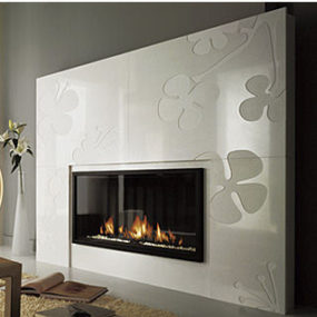 Design Fireplace from Chazelles