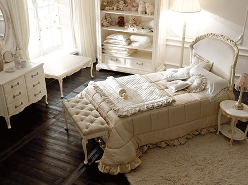 children luxury bedrooms by savio firmino - Luxury Kid Bedrooms