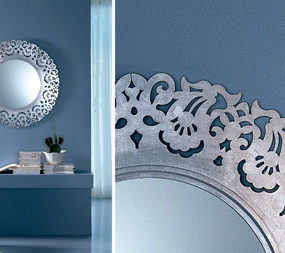 Mirror from Ciacci – the Aria – transitional ambiance
