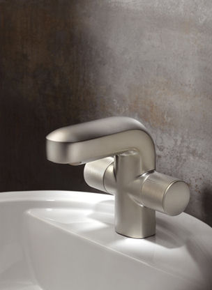 cifial cobra faucet Contemporary bathroom faucet Cobra from Cifial   a unique soft touch finish