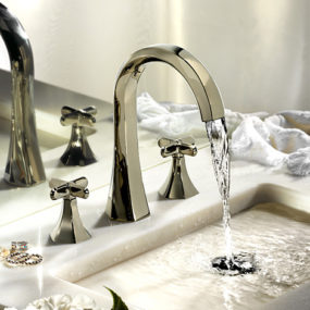 Modern Lavatory faucet by Cifial USA – the new Hexa Collection