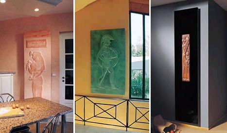 cinier home radiators Home Radiators by Atelier Cinier   contemporary designer radiators