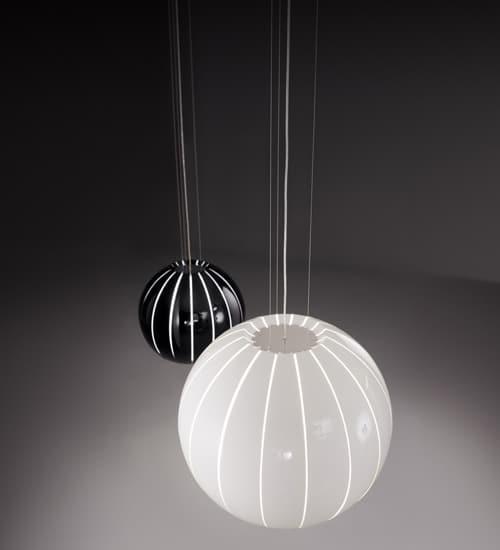 circular pendant light vibia citrus 3