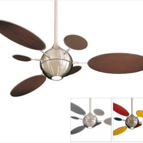 Cirque Ceiling Fan by G Squared