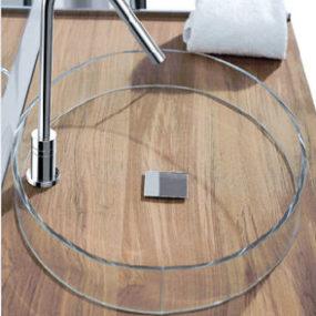 Glass Sink from Cogliati-Cogliati – new glass sinks