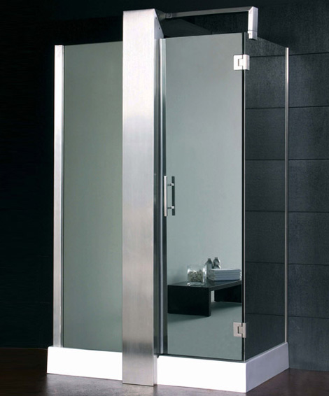 Colacri Shower Cabin Das Glass 3 Modern Shower Cabin Design From Colacril  Das Glass Is A