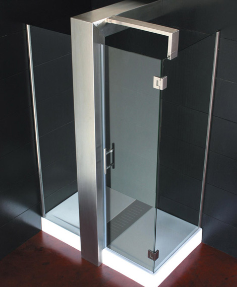 Great Colacril Shower Cabin Das Glass 2 Modern Shower Cabin Design From Colacril  Das Glass Is A