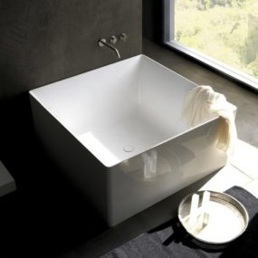 Rectangular Bathtubs and Square Bathtubs – new bathtub Atmosfere by Colacril