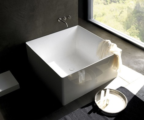 Colacril Square Bathtubs Atmosfere 1 Rectangular Bathtubs And Square  Bathtubs New Bathtub Atmosfere By Colacril