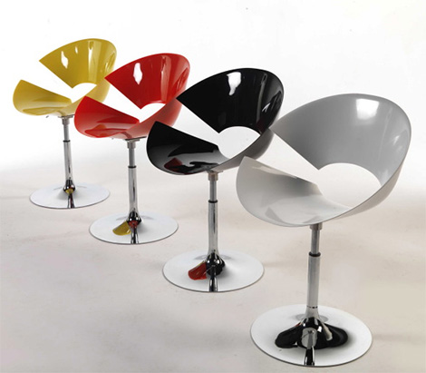 colico design diva chairs New Diva Chair collection from Colico Design   a chair with strong presence