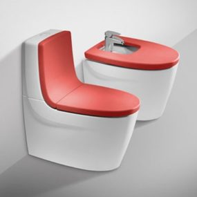 Color Bathroom from Roca – new Khroma comes in unexpected colors