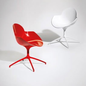 Colored Polycarbonate Chairs by Infiniti Design – Cookie
