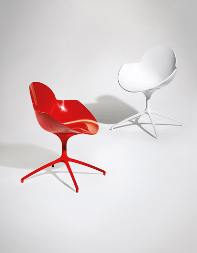 colored polycarbonate chairs infiniti cookie 1 Colored Polycarbonate Chairs by Infiniti Design – Cookie