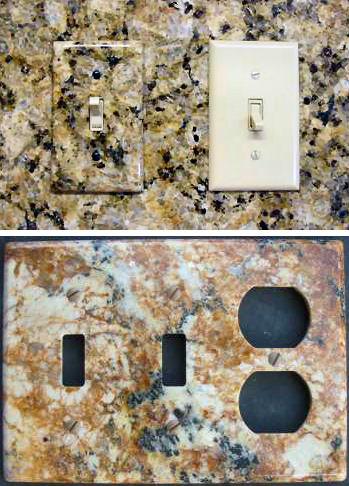 columbia gorge stoneworks natural stone switchplates
