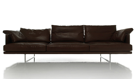 comfortable leather sofa toot cassina 1.jpg Comfortable Leather Sofa   new versatile sofa TOOT by Cassina
