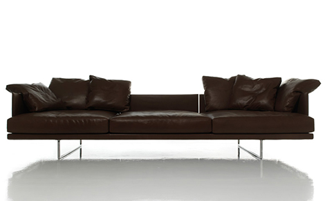 comfortable leather sofa toot cassina 2.jpg Comfortable Leather Sofa   new versatile sofa TOOT by Cassina