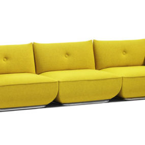 Comfortable Modern Sofa by Bla Station – Dunder