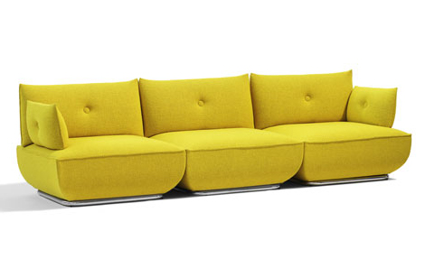 comfortable modern sofa bla station dunder 1 Comfortable Modern Sofa by Bla Station   Dunder